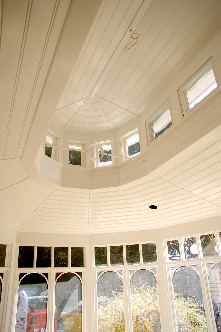 ceiling painting and window trim in orange nsw